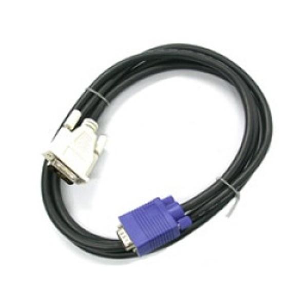 디바이스마트,컴퓨터/모바일/가전 > 네트워크/케이블/컨버터 > 영상 관련 케이블 > DVI 케이블,,NETmate DVI-I to RGB(VGA) 케이블 10M,DVI-I to D-SUB(RGB) / 케이블 길이 10M