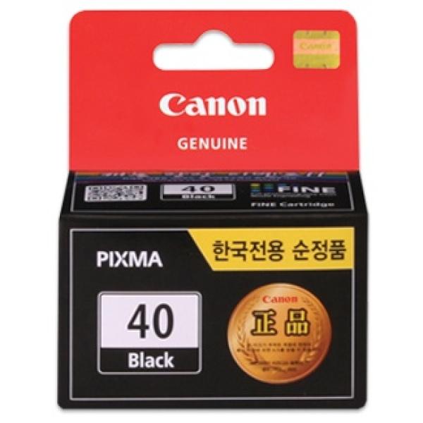 PG-40 (정품잉크/검정/16ml/표준용량)