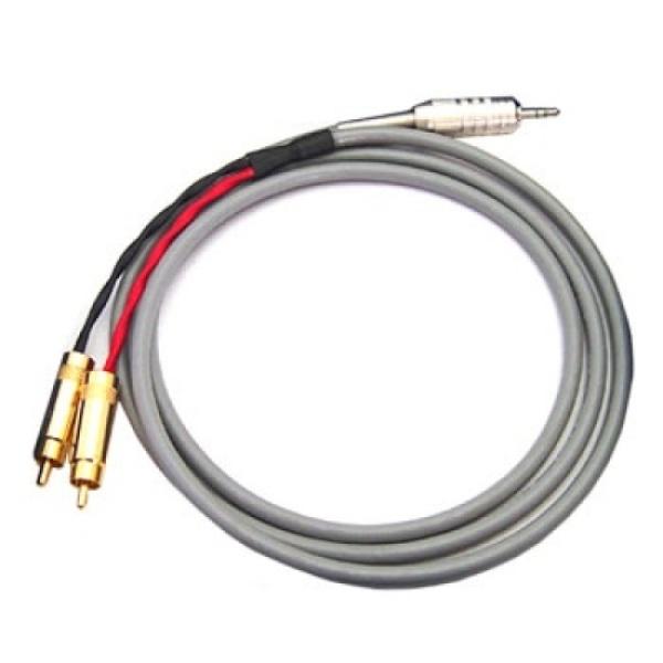 디바이스마트,컴퓨터/모바일/가전 > 네트워크/케이블/컨버터 > 음성 관련 케이블 > 스테레오/ST - RCA 케이블,,SpeedMax 스테레오(3.5) to 2RCA Y형 케이블 3M [CANARE],Y형 분기케이블/최고급 금장RCA단자/전자파노이즈100%차폐/무산소동선/3M