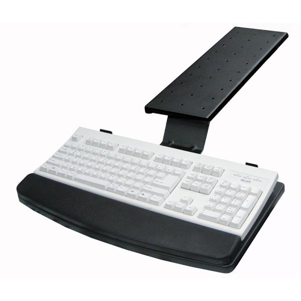 디바이스마트,컴퓨터/모바일/가전 > 가구/사무용품/공구 > 가구/데코 > 수납가구,,IN-605-1 키보드받침대,키보드 트레이/전후 슬라이딩/좌우회전/당일배송 불가