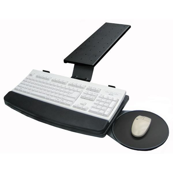 디바이스마트,컴퓨터/모바일/가전 > 가구/사무용품/공구 > 가구/데코 > 수납가구,,IN-605-2 키보드받침대,키보드 트레이/전후 슬라이딩/좌우회전/마우스 받침/당일배송 불가