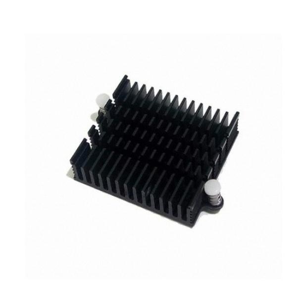 디바이스마트,컴퓨터/모바일/가전 > 컴퓨터 부품 > 쿨러/튜닝용품 > SSD/RAM/HDD/칩셋 쿨러,,CT-HS-5512 BLACK (방열 히트싱크/홀간격 55mm/알루미늄),히트싱크방열판/알루미늄