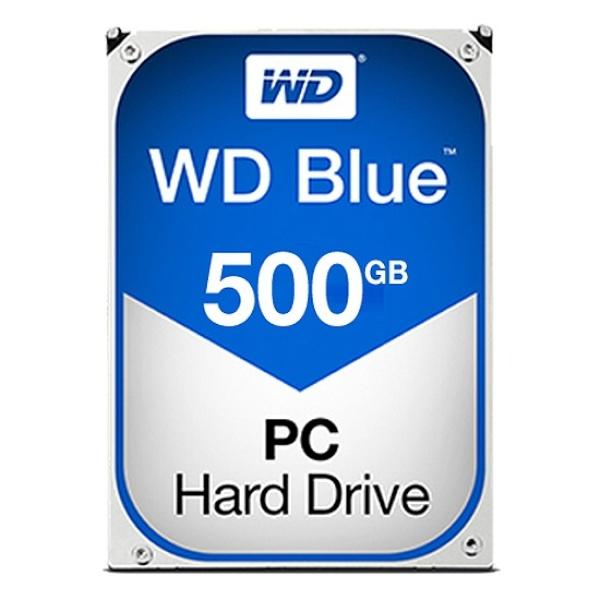 Blue 500GB WD5000AZLX (3.5HDD/SATA3/7200rpm/32M)