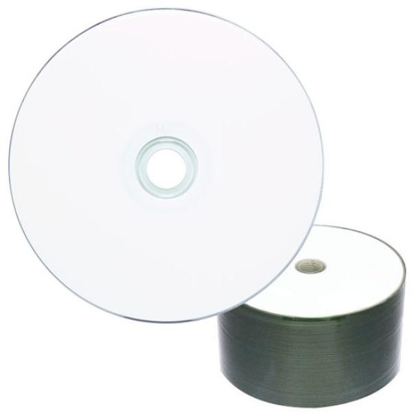 CD-R, 와이드프린터블, 52배속, 700MB [벌크/50매]