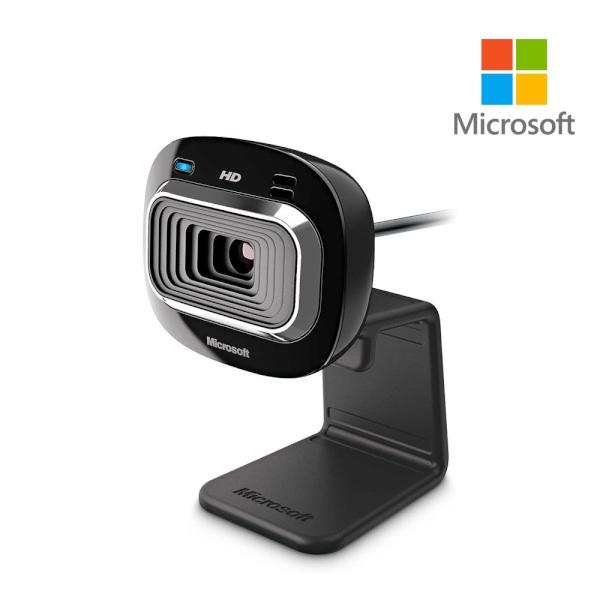 라이프캠 HD-3000 [MS 코리아 정품] [윈도우8 이상 가능]