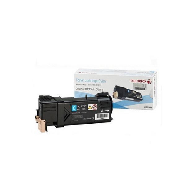 정품토너 CT201633 파랑 (DP CP305/CM305 3K)