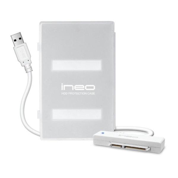 디바이스마트,컴퓨터/모바일/가전 > 저장장치 > 외장케이스 > 도킹스테이션/파우치,,I-NA216U2 Plus [2.5 외장하드모듈/USB3.0],2.5인치 외장하드모듈 / SATA / USB3.0