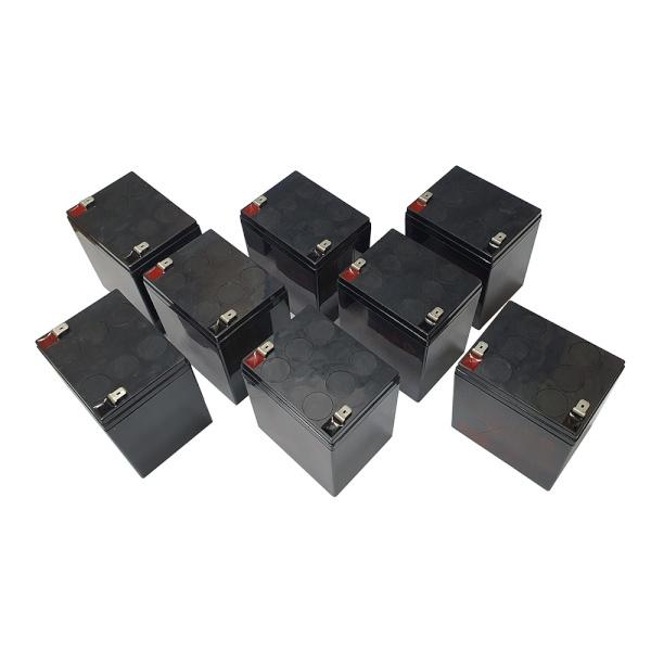 디바이스마트,컴퓨터/모바일/가전 > 네트워크/케이블/컨버터 > UPS/랙케비넷 > UPS/악세서리,,APC UPS OEM 교체 배터리 [RBC43] [배터리 8개 발송],▶ OEM 베터리 경우 카트리지와 커넥터를 제외한 배터리만 발송 됩니다 / 기존 카트리지와 커넥터 재활용해주세요 ◀  // 호환 가능모델 : SUA2200RMI2UI , SUA3000RMI2UI , SMT2200RMI2UI , SMT3000RMI2UI