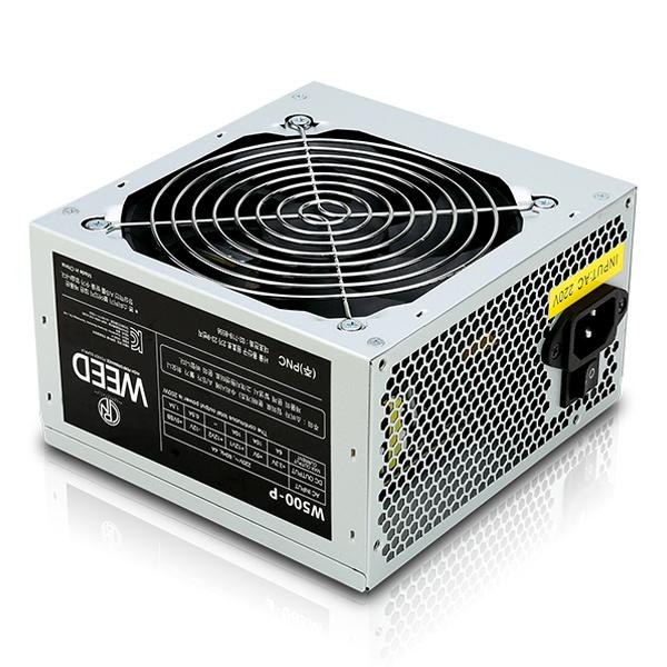 디바이스마트,컴퓨터/모바일/가전 > 컴퓨터 부품 > 파워 > ATX,,W500-P V2.2 KC 벌크 (ATX/200W),500W / ATX / 120mm팬 / 저소음 / 20+4pin / SATA / EMI / 오토팬컨트롤 / 과전압,과전류방지회로 / 벌크
