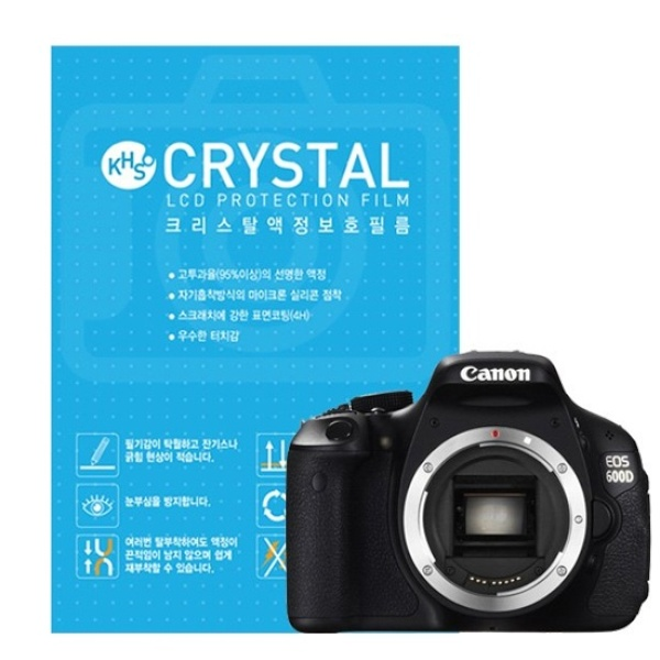디바이스마트,컴퓨터/모바일/가전 > 카메라/캠코더 > 주변기기 > 액정보호필름,,CANON 액정 보호필름 [적용제품] [EOS 600D],액정보호필름/캐논 EOS 600D 전용