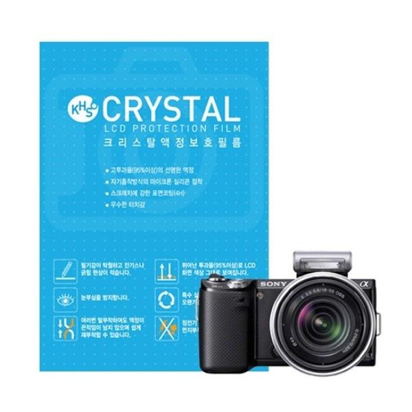 디바이스마트,컴퓨터/모바일/가전 > 카메라/캠코더 > 주변기기 > 액정보호필름,,SONY 알파 NEX-5N 크리스탈 액정 보호 필름,3.0인치