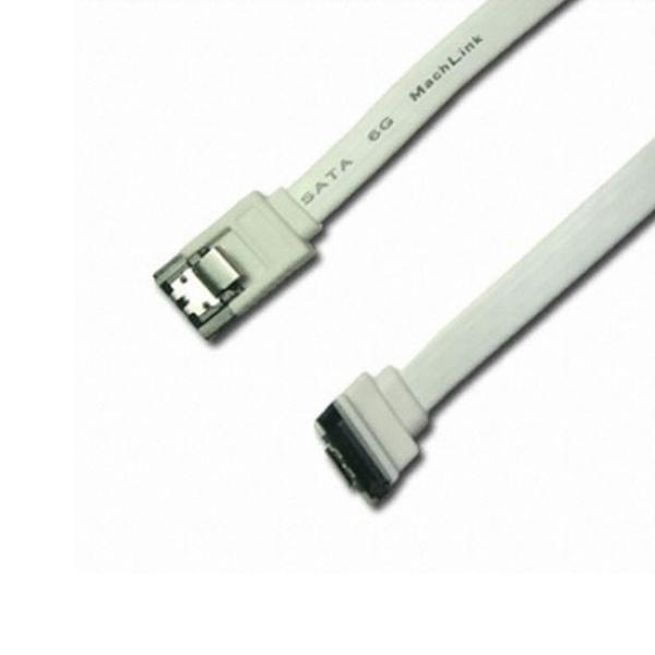 디바이스마트,컴퓨터/모바일/가전 > 네트워크/케이블/컨버터 > 데이터/통신 관련 케이블 > HDD 케이블,,마하링크 SATA3 Lock 케이블 (ㄱ자형) 0.5M,SATA 6Gb/s ㄱ형 lock 케이블 (0.5m)