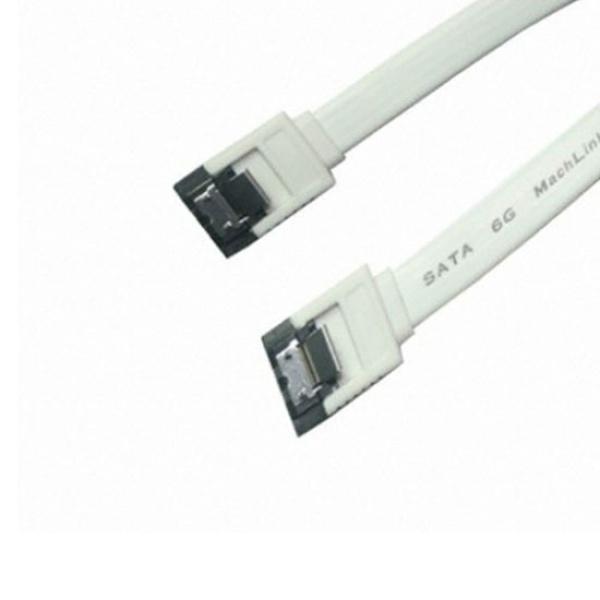 디바이스마트,컴퓨터/모바일/가전 > 네트워크/케이블/컨버터 > 데이터/통신 관련 케이블 > HDD 케이블,,마하링크 SATA3 Lock 케이블 1M,SATA 케이블 / SATA 6Gbps(SATA3) / 데이터 / 플랫형 / 하드케이블 Metal Locking / 케이블 길이 : 1M