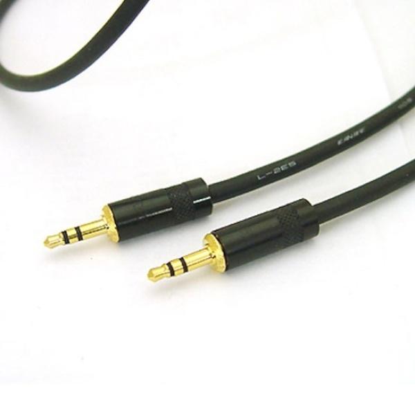 디바이스마트,컴퓨터/모바일/가전 > 네트워크/케이블/컨버터 > 음성 관련 케이블 > 스테레오/ST - RCA 케이블,,SpeedMax 스테레오(3.5) 케이블 (High-one) 3M [SM-HO03],스테레오/일반 스테레오/3M