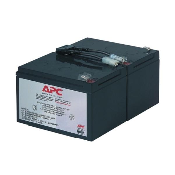 APC UPS 정품 교체 배터리 [RBC6]