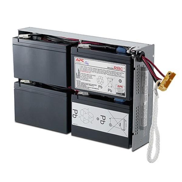 디바이스마트,컴퓨터/모바일/가전 > 네트워크/케이블/컨버터 > UPS/랙케비넷 > UPS/악세서리,,APC UPS 정품 교체 배터리 [RBC24],▶ 정품 배터리는 카트리지와  필요한 모든 커넥터가 함께 발송됩니다 ◀ / / 호환모델 : SUA1500RMI2U