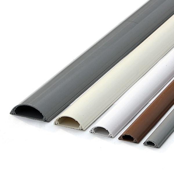 고강도칼라몰드, 31mm X 11mm 회색|[소/2호] [회색/100개]|