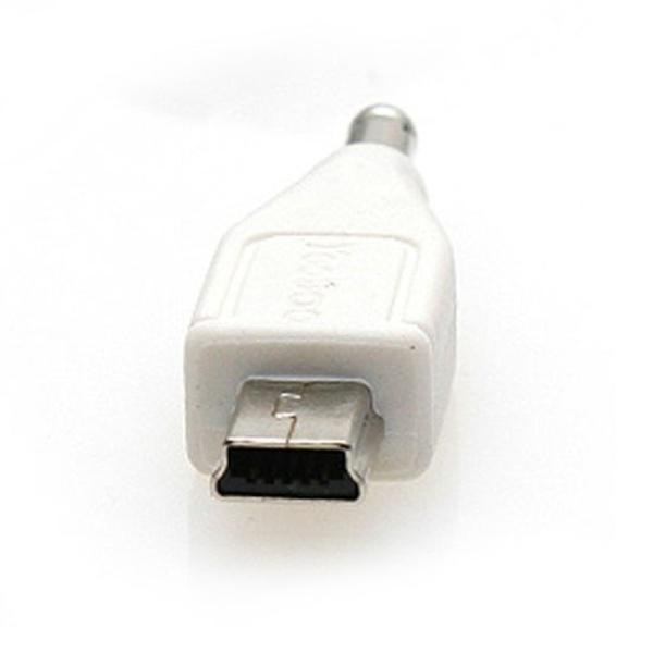 미니 5핀 젠더 (MP3,PMP,디지털카메라 등)