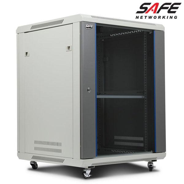 디바이스마트,컴퓨터/모바일/가전 > 네트워크/케이블/컨버터 > UPS/랙케비넷 > 서버랙/허브랙/악세서리,,HPS 허브랙 [SAFE 시리즈] 아이보리 [SAFE-750H] [15U],사이즈 750x600x600 / 케이지너트 타입 / 선반 1개 / 냉각팬 1개(120mm) / 국산 6구 멀티탭 1개 포함 / 바퀴 4개