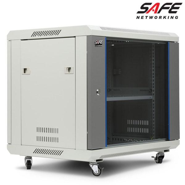 디바이스마트,컴퓨터/모바일/가전 > 네트워크/케이블/컨버터 > UPS/랙케비넷 > 서버랙/허브랙/악세서리,,HPS 허브랙 [SAFE 시리즈] 아이보리 [SAFE-500H] [9U],사이즈 500x450x600 / 케이지너트 타입 / 선반 1개 / 냉각팬 1개(120mm) / 국산 6구 멀티탭 1개 포함 / 바퀴 4개