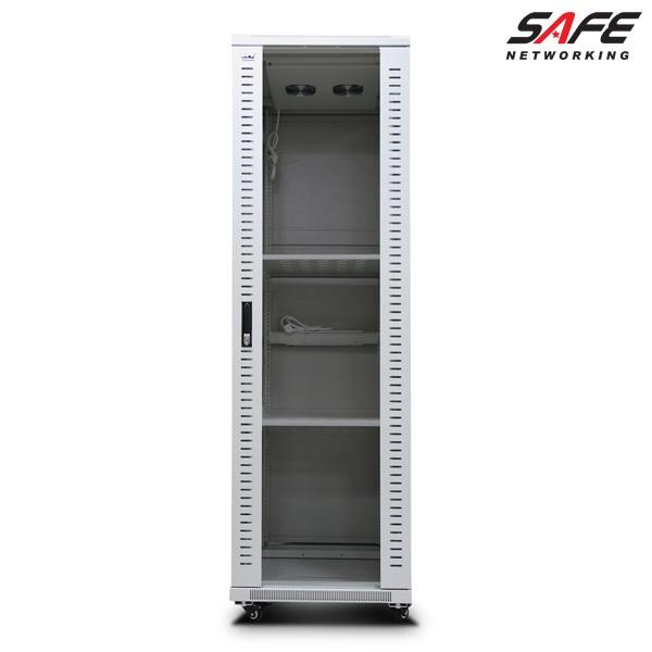 디바이스마트,컴퓨터/모바일/가전 > 네트워크/케이블/컨버터 > UPS/랙케비넷 > 서버랙/허브랙/악세서리,,HPS 허브랙 [SAFE 시리즈] SAFE-2000H [42U] 아이보리 [SAFE-2000H] [42U],사이즈 2000x750x600 / 케이지너트 타입 / 선반 2개 / 냉각팬 2개(120mm) / 국산 6구 멀티탭 1개 포함 / 바퀴 4개