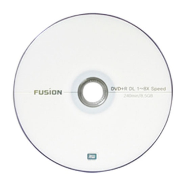 DVD+R, 더블레이어, 8배속, 8.5GB [케익통/10매]