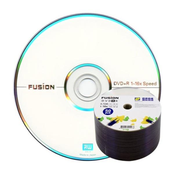DVD+R, 16배속, 4.7GB [벌크/50매]