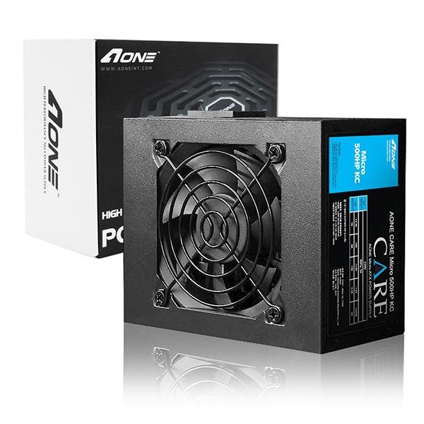 디바이스마트,컴퓨터/모바일/가전 > 컴퓨터 부품 > 파워 > M-ATX,,CARE Micro 500HP KC (M-ATX/230W),500W / Micro ATX / 80mm팬 / 저소음 / 20+4pin / SATA / PCI-E / EMI / 오토팬컨트롤 / 과전압,과전류방지회로