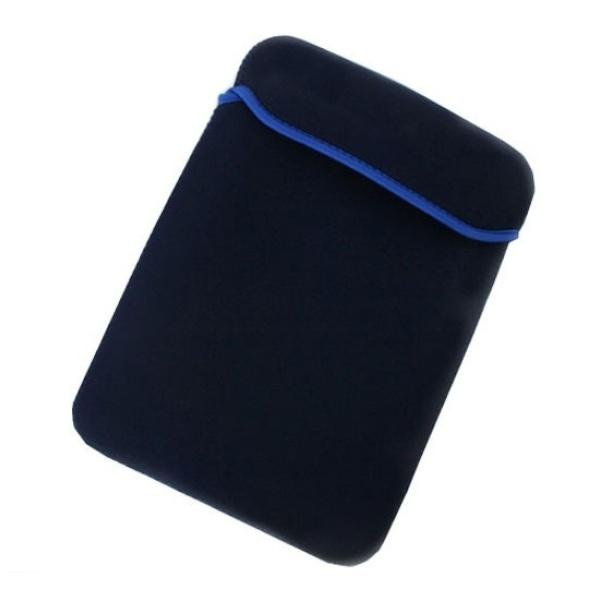 디바이스마트,컴퓨터/모바일/가전 > 노트북/태블릿/주변기기 > 노트북용 가방 > 파우치,,노트북 파우치, 네오프렌 양면노트북 파우치[14형/블루블랙],14인치 / 와이드 / 양면파우치 / 블루