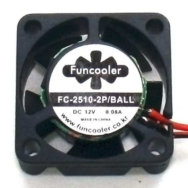 디바이스마트,컴퓨터/모바일/가전 > 컴퓨터 부품 > 쿨러/튜닝용품 > 케이스 쿨러,,FC-2510-2P/BALL 12Volt [시스템쿨러/25mm],케이스 쿨러 / 2핀 / 시스템 쿨러 / 25mm / 10mm