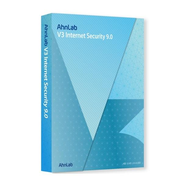 V3 Internet Security 9.0 [기업용/처음사용자용/한글/패키지/1년 사용]