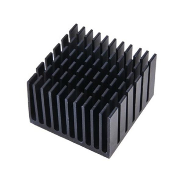디바이스마트,컴퓨터/모바일/가전 > 컴퓨터 부품 > 쿨러/튜닝용품 > SSD/RAM/HDD/칩셋 쿨러,,CT-HS3523-BLACK [방열판],방열판/35mm/알루미늄 재질