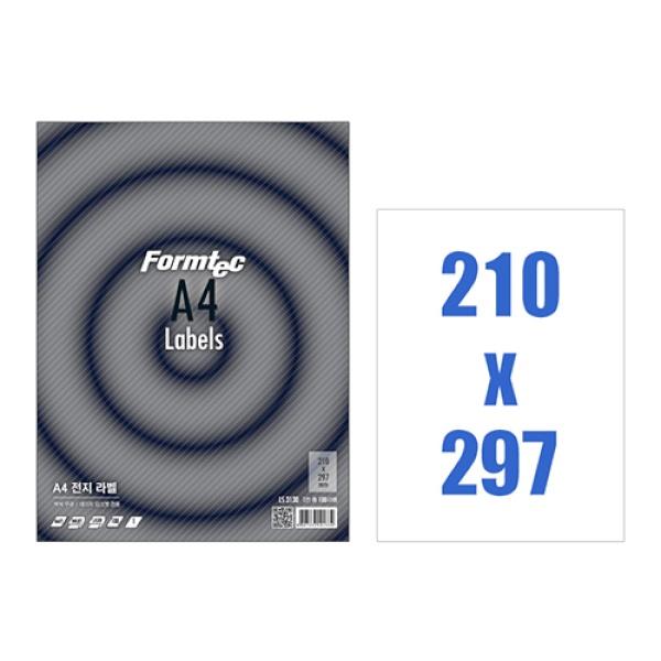 디바이스마트,컴퓨터/모바일/가전 > 잉크/토너/용지/공미디어 > 사무/복사용지 > 폼/롤 라벨지,,분류표기용 라벨지, 일반형, LS-3130 [1칸/100매] [사이즈:210X297],라벨용지 / 분류표기용 / 용지규격: A4 / 라벨칸수: 1칸 / 백색 / 크기:210 x 297mm