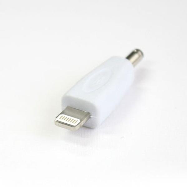 디바이스마트,컴퓨터/모바일/가전 > 스마트폰/스마트기기 > 케이블/젠더 > 젠더,,충전전용 애플8핀 젠더 [dc3.5케이블 필요],DC3.5케이블과 연결되는 커넥터 / 외구경 3.5파이 / 케이블.젠더 / 아이폰6 / 아이폰6플러스 / 아이폰5 / 아이패드4 / 아이패드 미니/아이패드 에어  사용가능