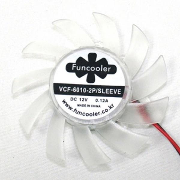 디바이스마트,컴퓨터/모바일/가전 > 컴퓨터 부품 > 쿨러/튜닝용품 > 그래픽카드 쿨러,,FC-V3F Silent wings,그래픽카드 쿨러 / 60mm / 2PIN / Sleeve Bearing
