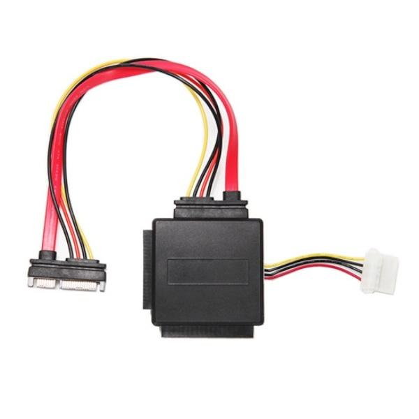 디바이스마트,컴퓨터/모바일/가전 > 네트워크/케이블/컨버터 > 데이터/통신 관련 케이블 > HDD 케이블,,[이지넷유비쿼터스] 이지넷 NEXT-IDE JENDER (SATA to IDE 케이블),SATA -> IDE 변환젠더 / NEXT(이지넷) SATA Docking Station 모든 기종에서 사용가능