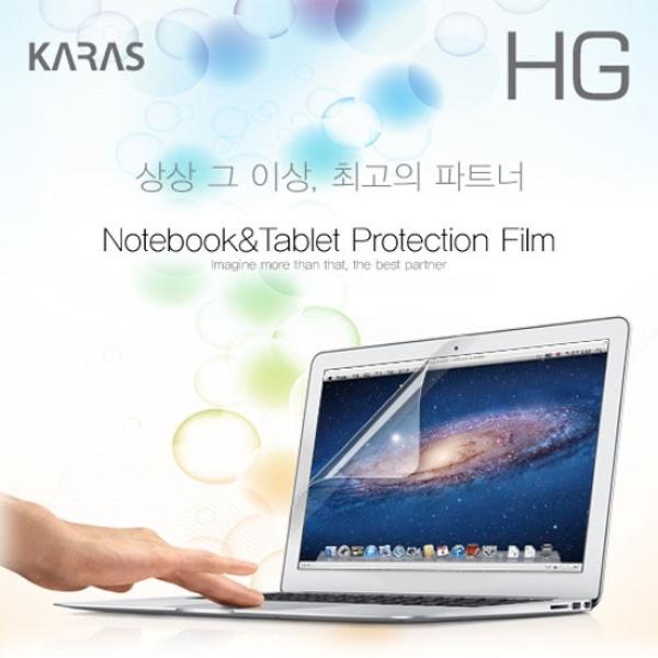 카라스 (HG)타블릿PC (삼성 갤럭시 노트 10.1 2014년)(SP-P600,SM-P605S)용+클리너 증정 10인치