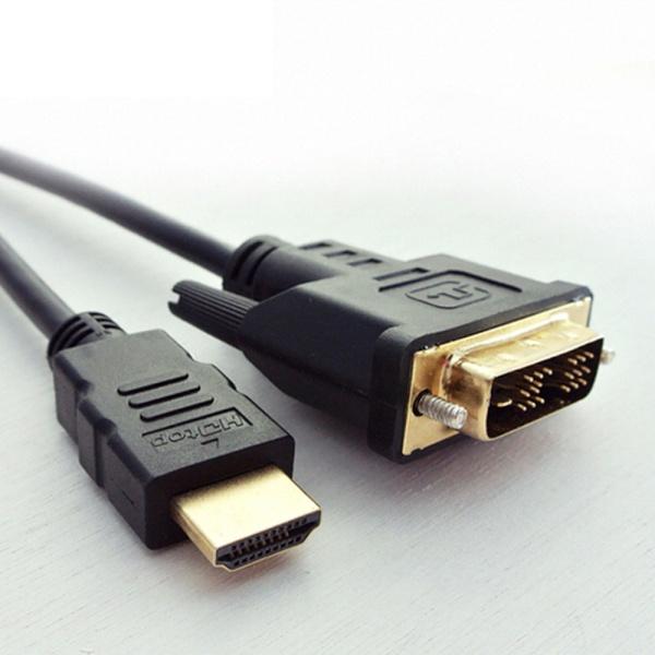 디바이스마트,컴퓨터/모바일/가전 > 네트워크/케이블/컨버터 > 영상 관련 케이블 > DVI 케이블,,HDTOP HDMI to DVI케이블 3M [HT-HD030],DVI to HDMI / HDMI Ver1.3 / DVI-D 싱글 (18+1) / HDMI to DVI-D / 케이블 길이 3M