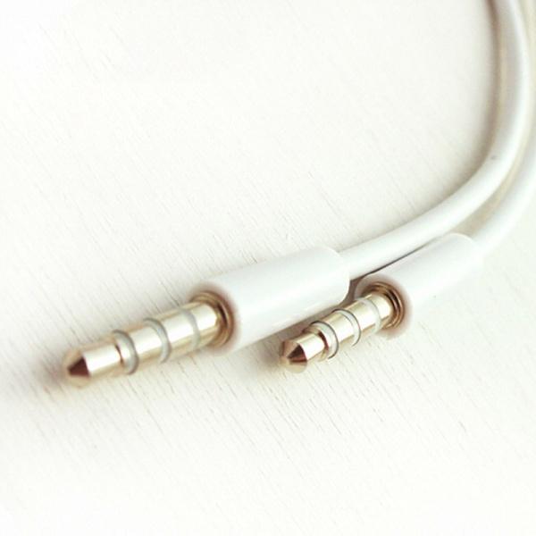 디바이스마트,컴퓨터/모바일/가전 > 네트워크/케이블/컨버터 > 음성 관련 케이블 > 스테레오/ST - RCA 케이블,,HDTOP 스테레오(3.5) 4극 케이블 0.5M [HT-SM005],스테레오 / 일반 스테레오 / 0.5m 4극/ (M-M) / 3.5파이 / [ HT-SM005/SM010/SM300 ]
