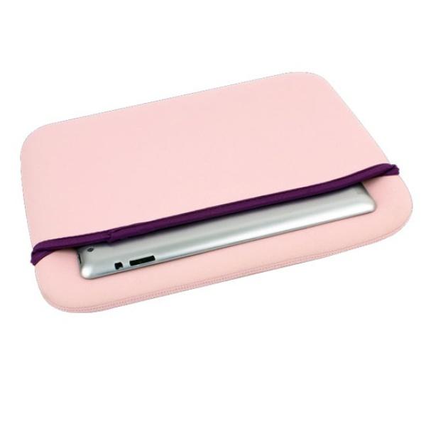 노트북 파우치, BRIGHT SERIES 네오프렌 양면노트북파우치KP-016BRPK [13.4형/핑크바이올렛]