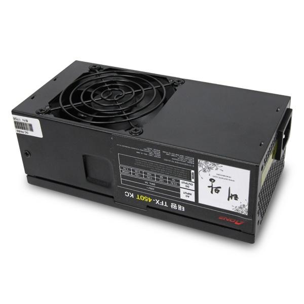 디바이스마트,컴퓨터/모바일/가전 > 컴퓨터 부품 > 파워 > TFX/서버용/기타,,태왕 TFX-450T KC 벌크 (TFX/200W),450W / TFX / 80mm팬 / 20+4pin / SATA / IDE / 과전압,과전류방지회로