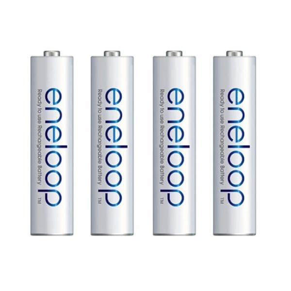 [충전지] Eneloop 에네루프 [800mAh/AAA형/4알]