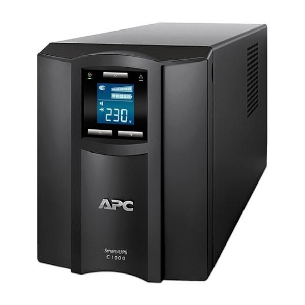APC Smart-UPS, SMC1000I [1000VA/600W] [케이블 미포함]