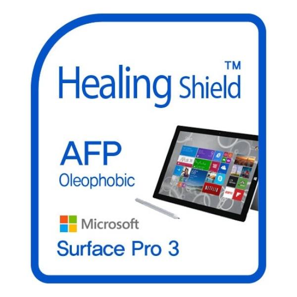 디바이스마트,컴퓨터/모바일/가전 > 노트북/태블릿/주변기기 > 태블릿PC 보호필름 > 기타 브랜드,,마이크로소프트 서피스 프로3 [힐링쉴드 AFP 올레포빅 액정보호필름 전면 1매],서피스 프로3 용 / 올레포빅 / 전면 1매