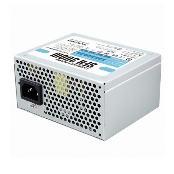 디바이스마트,컴퓨터/모바일/가전 > 컴퓨터 부품 > 파워 > M-ATX,,Compact SFX 300W 80Plus Bronze (SFX/300W),300W / SFX / 80mm팬 / 저소음 / 20+4pin / SATA / PCI-E / EMI / 오토팬컨트롤 / 과전압,과전류방지회로 / 액티브PFC / 프리볼트