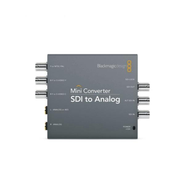 [외장형] Mini Converter SDI to Analog