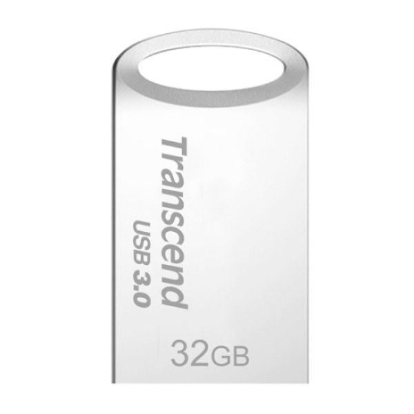 USB, JetFlash 710 [32GB/메탈실버]