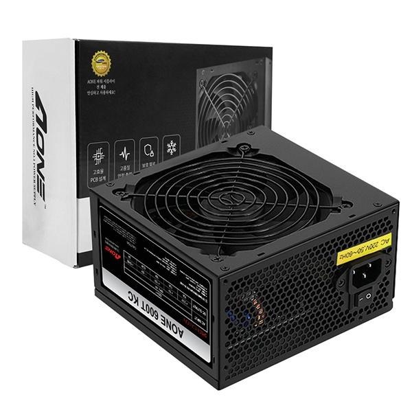 디바이스마트,컴퓨터/모바일/가전 > 컴퓨터 부품 > 파워 > ATX,,600T KC (ATX/300W),600W / ATX / 120mm팬 / 저소음 / 20+4pin / SATA / PCI-E / EMI / 오토팬컨트롤 / 과전압,과전류방지회로
