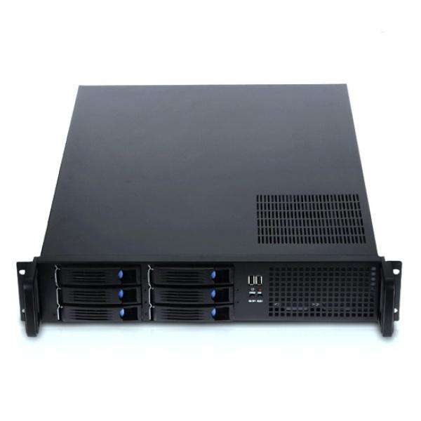 서버 2U D550핫스왑*6 USB3.0 (랙마운트)