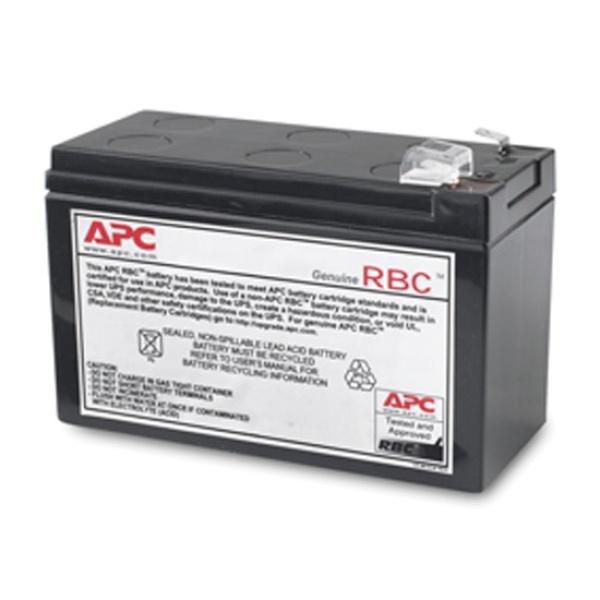 디바이스마트,컴퓨터/모바일/가전 > 네트워크/케이블/컨버터 > UPS/랙케비넷 > UPS/악세서리,,APC UPS 정품 교체 배터리 [RBC110],▶ 정품 배터리는 카트리지와  필요한 모든 커넥터가 함께 발송됩니다 ◀ / / 호환모델 : BR550GI (컴퓨존 제품코드 : 221128)
